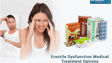 Photo of Erectile Dysfunction Pills: Your Guide to Common ED Drugs