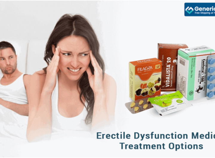 Erectile Dysfunction Pills: Your Guide to Common ED Drugs