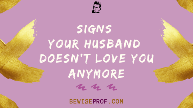 Photo of Signs Your Husband Doesn't Love You Anymore