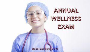 Annual wellness exam