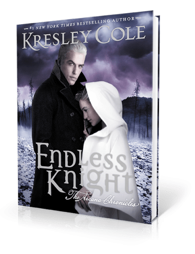 Endless Knight By Kresley Cole The Arcana Chronicles #2