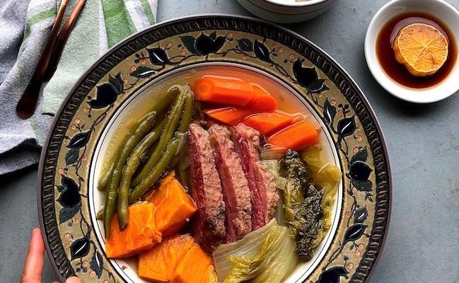 Very Easy Instant Pot Corned Beef Nilaga