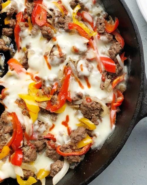 One Pan Cinco De Mayo Dish by Mia Levert