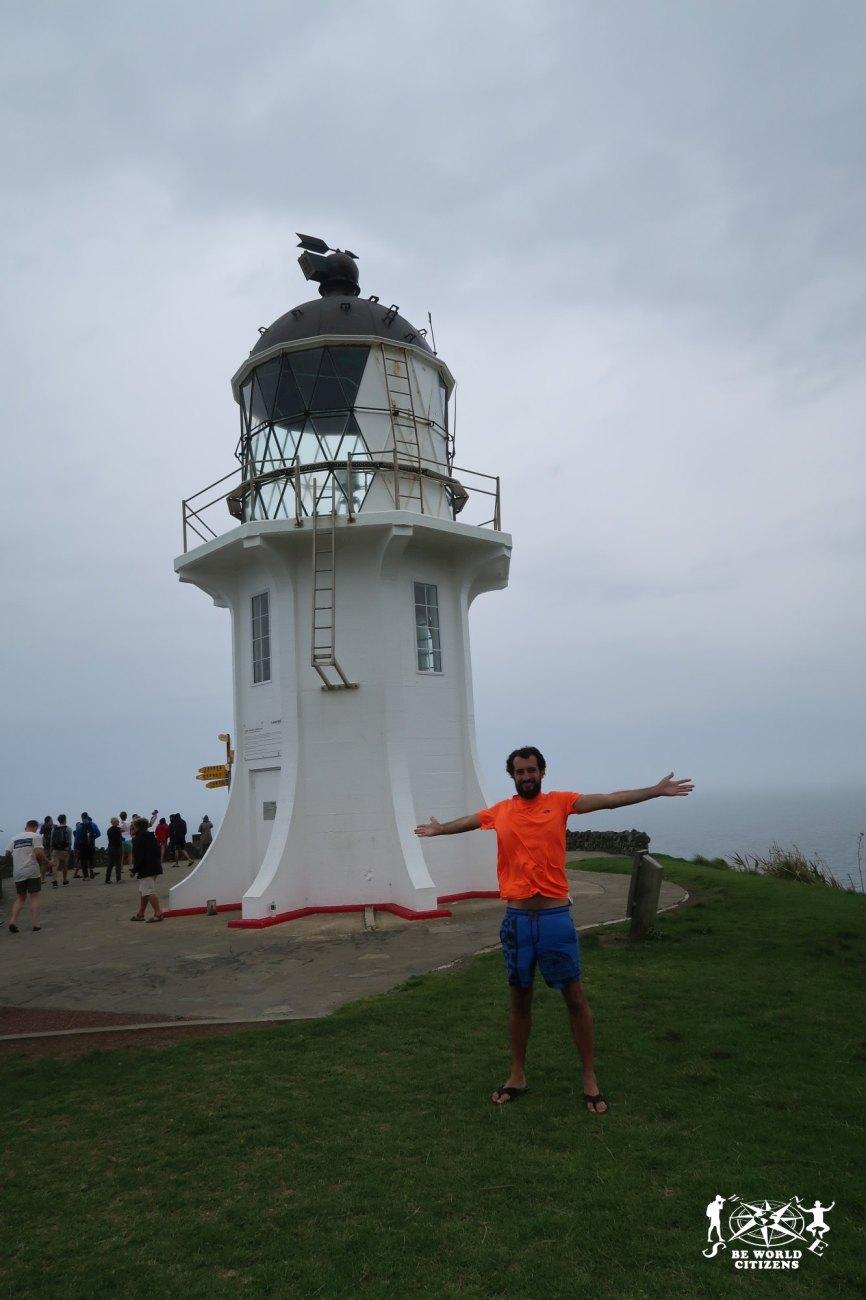 Nuova Zelanda  Penisola nord fino a Cape Reinga Auckland il meteo  il nostro nemico ma i