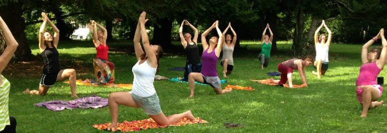 Yoga retraite 2