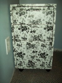 How To Refinish Furniture with Contact Paper for Only $3 ...