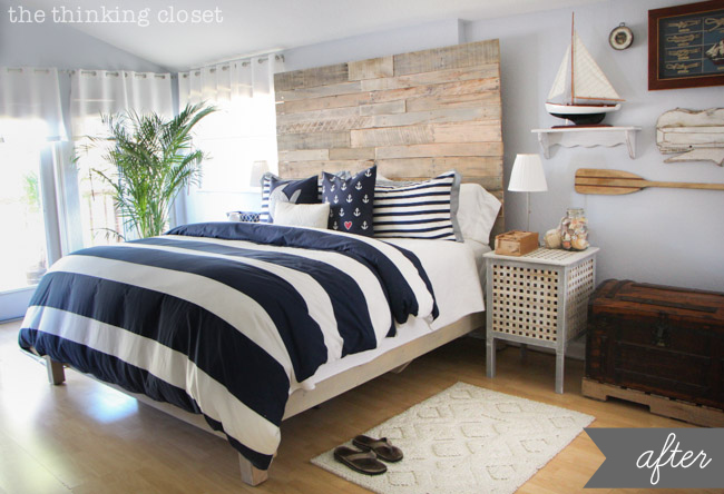 Nautical Bedroom Decor Ideas  Home, Diy