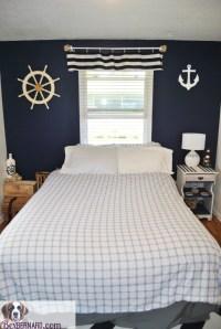 Nautical Bedroom Home Decor - BexBernard