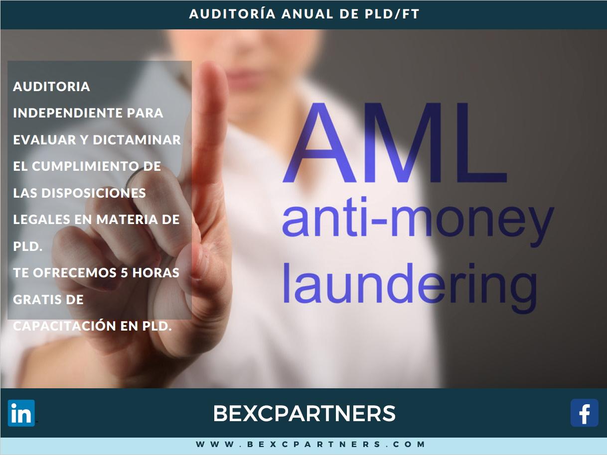 Brochure Auditoria PLD/FT