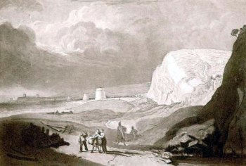 Turner's Martello Towers near Bexhill