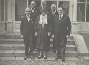 Bayencourt Town Hall April 1930 (2)