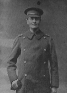 Dr. Duckworth Barker. 5th December 1914 Observer P1040899