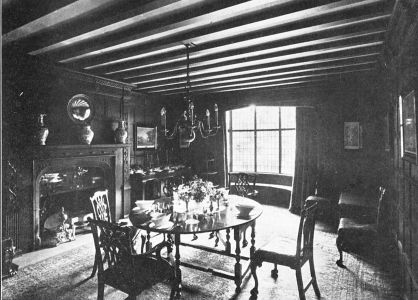 Collington Manor 1929, Dining Room