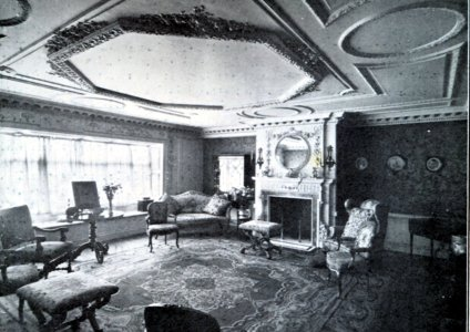 Collington Manor 1929, Drawing Room