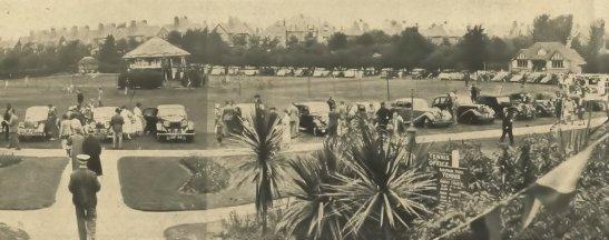 EGE-017 - Concours in Egerton Park