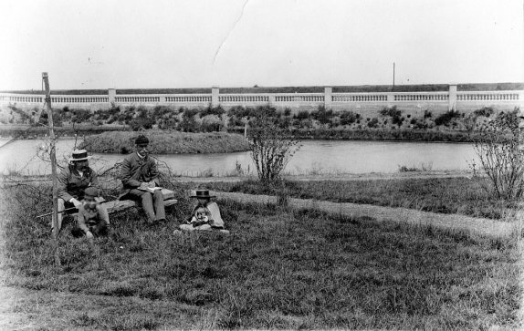 Egerton Park, Bexhill 1891
