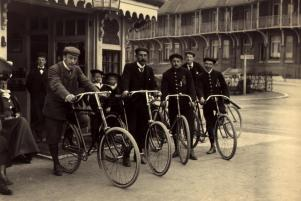 Bexhill Bicycle Boulevard c1896