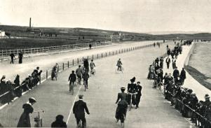 Bexhill Cycle track c1897