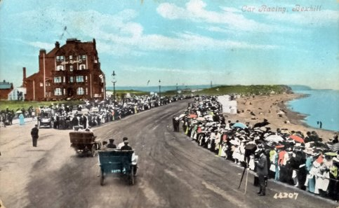 Bexhill Races, August Bank Holiday 1904