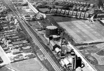 SHO-003 - Bexhill Gasworks c1927