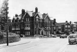 SID-036 - The Pelham Hotel, Sidley Sussex in 1987