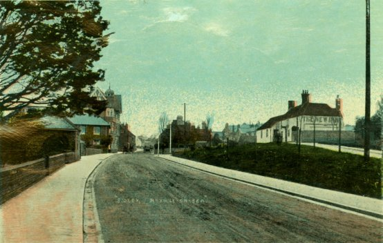 Sidley Green Colour c1910