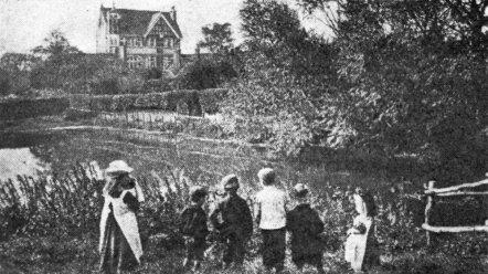 Sidley Pond c1910