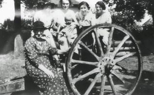 The Old Gun, Sidley Green