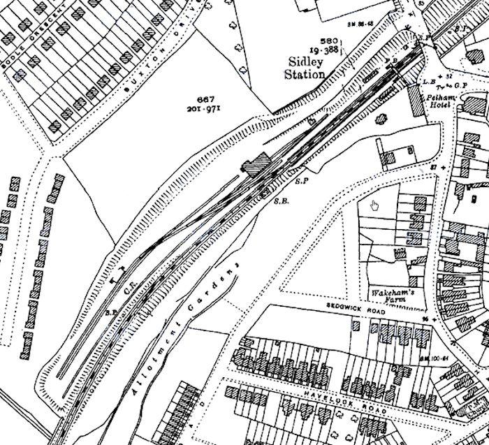 1930 OS map