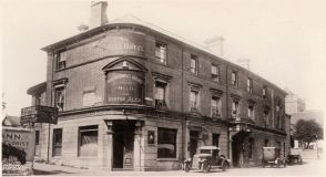 HOT-002 - Bell Hotel, Bexhill - c1928