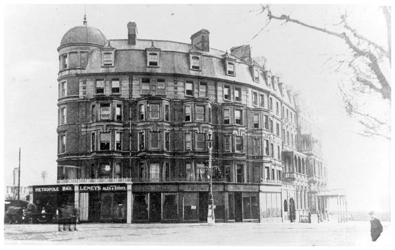HOT-010 - Metropole Hotel, Bexhill - c1905