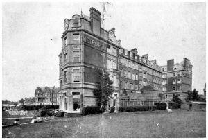 HOT-013 - Metropole Hotel (back of) - c1910