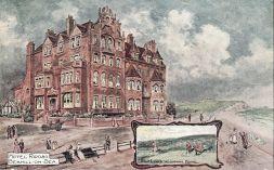 HOT-025 - Hotel Riposo, Bexhill, c1905