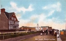 BWP-003 - West Parade, Bexhill - c1908