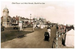 BWP-011 - West Parade, Bexhill - c1930