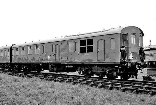 BW-023 - A recently delivered Hastings DEMU
