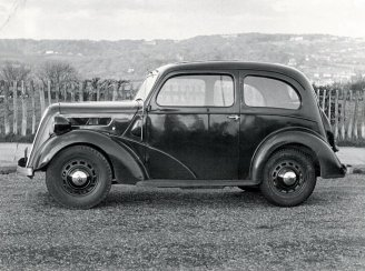 HO-023 - Ford Popular car