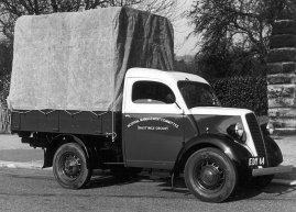 HO-034 - Hospital Management Community Truck Reg. No. EDY 64