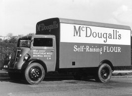 HO-039 - Large McDougall's lorry