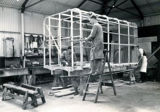 HO-050 - Construction of commercial bodywork