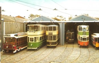 2 Blackpool, 40 Blackpool, 189 Sheffield, 102 Newcastle, 1100 Glasgow, 9 Oporto, in depot