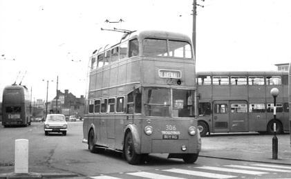 306 BDY812 serv to Blakewall 5-1967