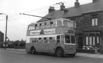 805 BDY805 service 46 1-7-1961