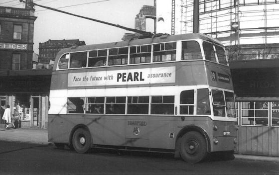 807 BDY797 at Forster Sq 16-9-1961