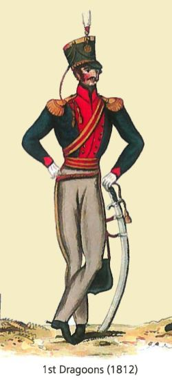 First Dragoons (1812)