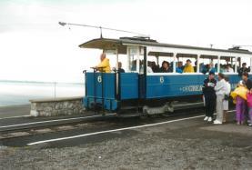 Great Orm car St Seiriol @ stn 1991