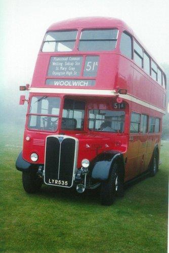RT3316 LYR535 Hastings 18-5-1997