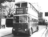 Trolley 1 service 26