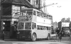 Trolley GKP511 Barming serv in town