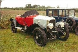 Vauxhall 1926 OE 30-98 Wensum FOT 1980s